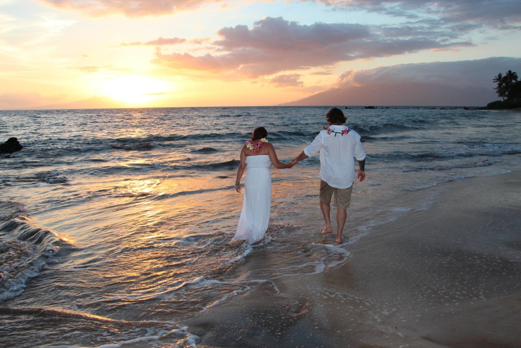 MauiMe Has the Best Locations for Your Maui Beach Ceremony at Sunset