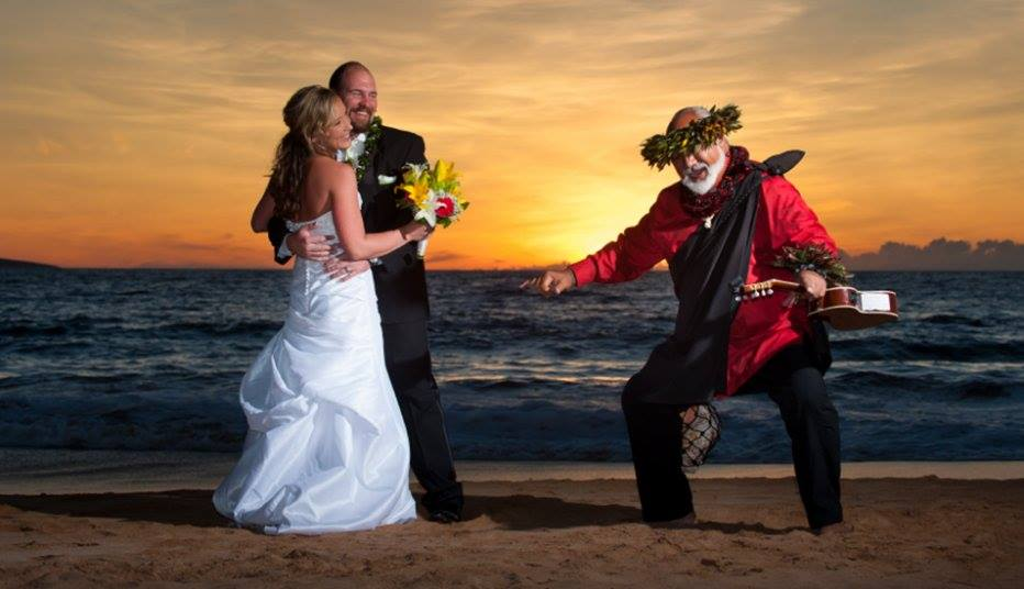 Traditional Hawaiian music is one of many musician options that Maui Me offers.