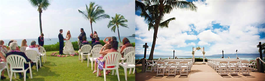 Maui Wedding Private Locations for Larger Weddings